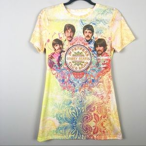 The Beatles | Sgt Pepper Tunic Tee